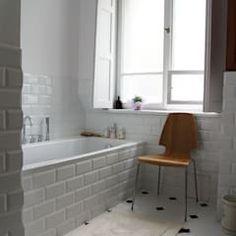 Baños de estilo escandinavo de ZAZA studio