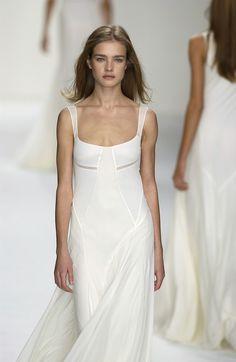 New York Fashion, Runway Fashion, Calvin Klein, All Black Fashion, Natalia Vodianova, Russian Models, Edgy Outfits, Fashion Stylist, Supermodels