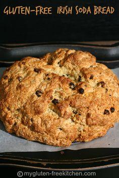 Gluten-free Irish Soda Bread