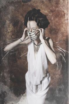 Nika Danielska [Photographer: Krzysztof Ubych] #fashion #editorial
