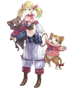 View an image titled 'Lionela Heinze Art' in our Atelier Rorona: The Alchemist of Arland art gallery featuring official character designs, concept art, and promo pictures. Female Character Design, Character Design Inspiration, Character Concept, Character Art, Concept Art, Character Reference, Atelier Series, Angel Manga, Fantasy Costumes