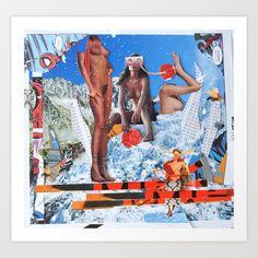 Essence Of Life · Zwischenwelten · Strom · Den Saft aus der Dose Art Print by Marko Köppe - $19.99