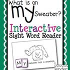 """This is an emergent reader to provide students with an opportunity to learn to read and spell the sight word """"my"""" in a hands-on way.  Each page of ..."""