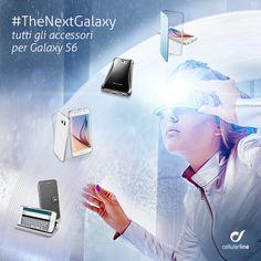Sono i dettagli che fanno la differenza: scopri tutti i prodotti #Cellularline per rendere unico il tuo nuovo #GalaxyS6 e #GalaxyS6Edge! #thenextgalaxy