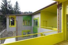 Bau der Woche: Wohnsiedlung Avellana - Edelaar Mosayebi Inderbitzin
