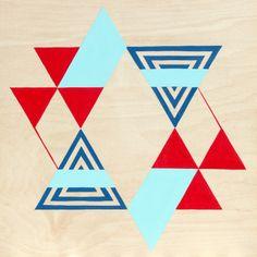 "Saatchi Online Artist: Jessica Caputo Macon; Acrylic, 2012, Painting ""Moving Mountains"""