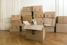7 Moving Hacks That Make Life Easier | Deep breaths. Don't throw everything away just yet.