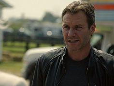 Chris Vance as Frank Martin in Transporter: The Series.