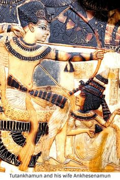 The life of queen ankhesenamun sister and wife of tutankhamun - josephine Egyptian Mythology, Ancient Egyptian Art, Ancient Rome, Ancient History, History Of India, History Photos, Egypt Culture, Egyptian Tattoo, Visit Egypt