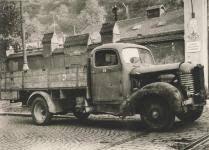Výsledek obrázku pro fotky protektorát nákladní vůz