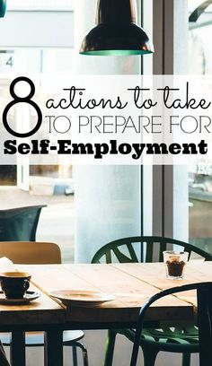 How To Prepare for Self-Employment. There are many things you should do in order to prepare for self-employment. You might want to live a more frugal life in order to save more money before you leave your job, practice your business on the side first, and more.  Continue reading at http://www.makingsenseofcents.com/2013/06/prepare-for-self-employment.html