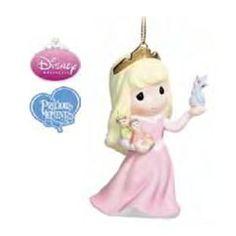 2011 Sleeping Beauty Precious Moments Hallmark Ornament | Keepsake Ornaments at Hooked on Hallmark Ornaments