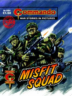 Note to self: Check out Commando Comics Book Cover Art, Comic Book Covers, Comic Books, Magazine Images, Magazine Art, War Comics, Adventure Movies, Comic Panels, Vintage Books