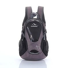 Sunhiker Cycling Hiking Backpack Water Resistant Lightweight SMALL Daypack M0714