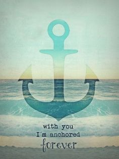 anchored #love