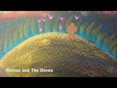 Rome Chalkboard drawing: The Seven Hills of Rome - YouTube