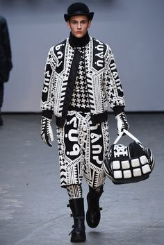 KTZ Fall 2015 Menswear Fashion Show