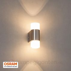 Plafonnier LED Aras chromé brillant IP44