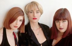 Wilson-Phillips ---- the one in the middle, Chynna Phillips, is my namesake.
