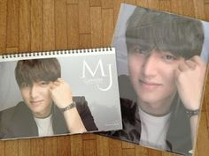 Lee Min Ho - Minoz Japan 2013 Calendar