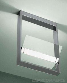 #Leucos #Ala PL ceiling lamp Design Mauro Marzollo
