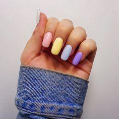 #pride #pridemonth #londonpride #londonpride2019 #pridenails❤️💛💚💙💜 #pridenails #priderainbow #rainbownails #pastelnails #pastelrainbownails #prideparade #pride2019 #pride🌈 #pridebeauty #loveislove #timetosparkle #timetoshine #prideparade2019 #londonprideparade #prideready London Pride, Pride Parade, Rainbow Nails, Pastel Nails, Rainbow Pride, Sparkle, Beauty, Beleza, Pastel Nail