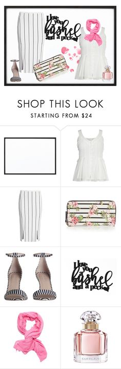 """""""spring stripes2"""" by rvazquez ❤ liked on Polyvore featuring By Lassen, Timo Weiland, Call it SPRING, Zimmermann, Étoile Isabel Marant, Guerlain, Spring, floral and stripes"""