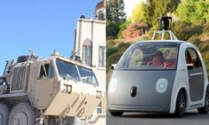 Could driverless cars be used as LETHAL WEAPONS? FBI warns technology could be used for criminal multitasking. Autonomous vehicles referenced in the report also include the self-driving military trucks recently tested in Texas.