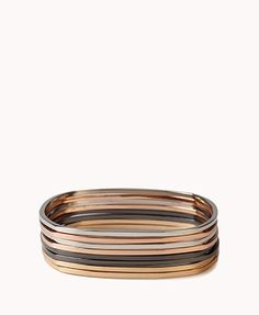 Stackable Square Bangles