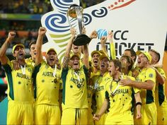 Australia has won the 2015 ICC Cricket World Cup