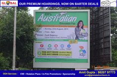 Barter deal offers at www.globaladvertisers.in Location : Dadar Media : Hoarding  Size : 20 X 20  #hoarding #billboard #mumbai #ooh #advertising #advertisers #campaign #brand