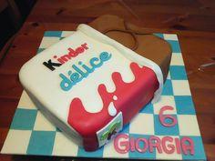 Kinder delice cake