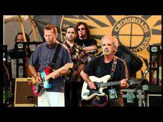 J.J. Cale/ Eric Clapton - Call Me The Breeze Live From Crossrods Guitar Festival 2004 - YouTube