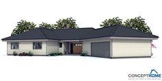 conception de maison moderne-maison-ch130 3