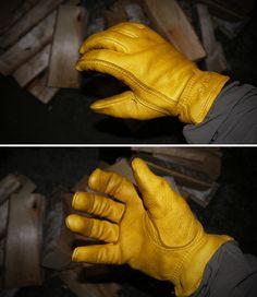 Hestra_work_glove Biker Gloves, Mens Gloves, Leather Work Gloves, Motorbike Design, Leather Working, Men's Style, Belts, Survival, Motorcycle