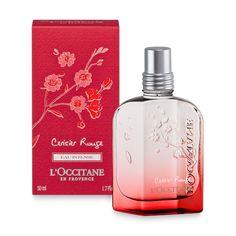 L'Occitane Red Cherry Cerisier Rouge Eau Intense
