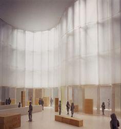 David Chipperfield Architects · Ansaldo: Città Delle Culture · Divisare