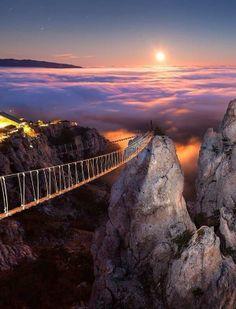 Ai-Petri, Crimea, Ukraine
