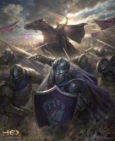 Rally of Kings by BillCreative.deviantart.com on @DeviantArt