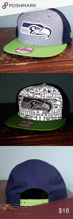 Seattle snapback Super fresh flat bill snapback d1f4065f33a9