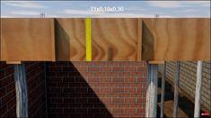 altura caixaria viga Brick Construction, Concrete, Architecture, Simple Home Plans, Home Building Plans, Carport Designs, Building Designs, Stone Cottages, Building Homes