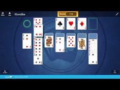 Daily Challenge/Klondike Play the to the Foundation in no more than 40 moves - Hard 9 December, The 5th Of November, Daily Challenges, 25th Anniversary, Poker Table, Microsoft, Foundation, Product Launch, Play