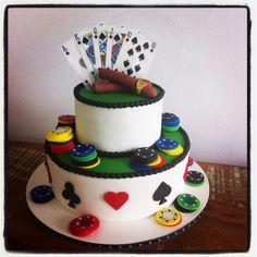 Pocker Cake