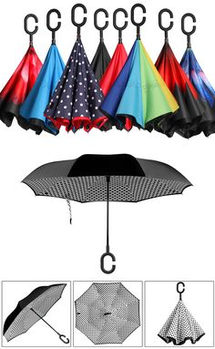 My Hero Academia Folding Umbrella Boku No Hero Academia Rain Umbrellas Parasol For Men Women Cosplay Prop Collectible Collection Novelty & Special Use