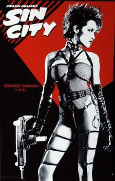 Sin City Rosario Dawson