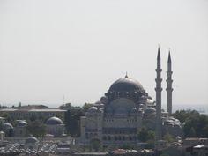 Mezquita de Süleymaniye #estambul #turquia #mezquitas