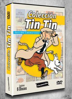 Colección Tin Tin // Cinematekka