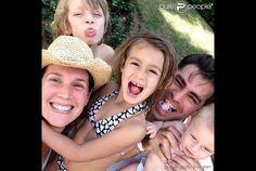 Thiago e Família
