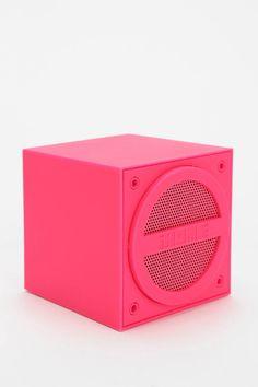 iHome Mini Wireless Speaker $40.00 Urban Outfitters Pink, Blue, Purple, or Green