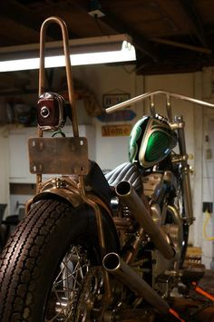 Lets see some homemade Sissy Bar set ups - Page 9 - Bikes - Motorrad Honda Shadow Bobber, Honda Bobber, Bobber Motorcycle, Moto Bike, Yamaha, Motorcycle Parts, Custom Bobber, Custom Harleys, Custom Bikes